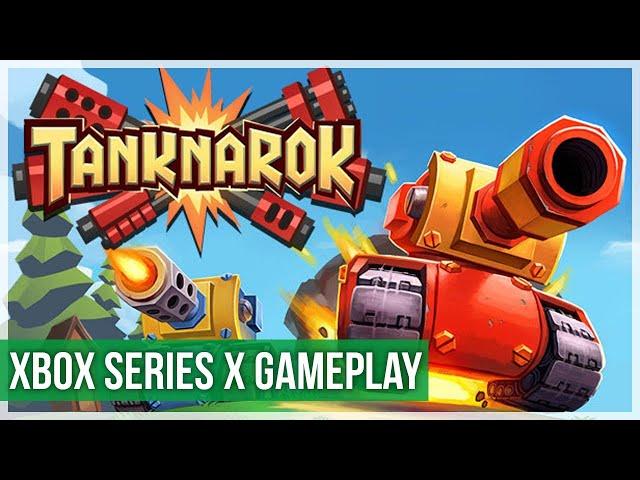 Tanknarok - Gameplay (Xbox Series X) HD 60FPS
