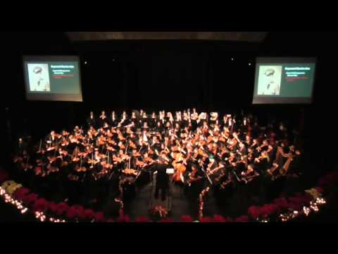 Band of Brothers Performed by Troy Athens Orchestra 17 Dec. 2015