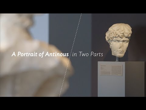 A Portrait of Antinous, In Two Parts