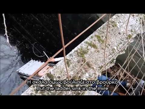 Dog rescue (Karditsa-Greece) - Διάσωση σκύλου (Καρδίτσα)