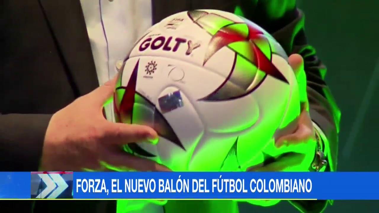 El fútbol colombiano tiene nuevo balón   Forza  debutará en los play-offs  de la Liga Águila bc39c2dfcd7d5