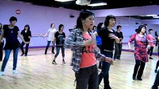 Back In My World - Demo by Irene Tang & Winnie Yu @ Friday Inter. Class