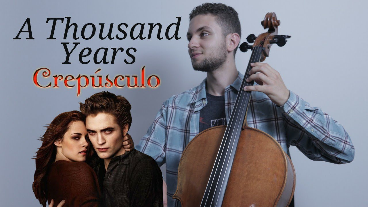 Tutorial de A THOUSAND YEARS no CELLO + PARTITURA | Aulas de Violoncelo Online