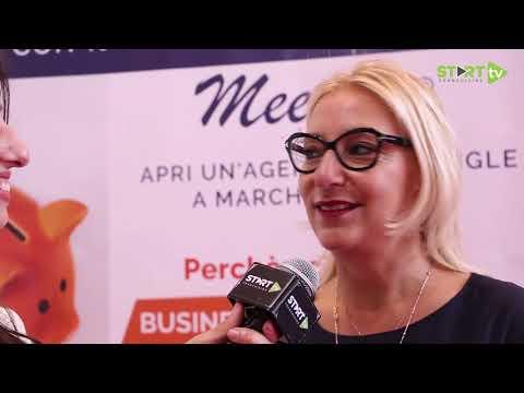 #StartTv - Intervista a Isabella Apollonio // ceo di Meeting Agenzie per Single