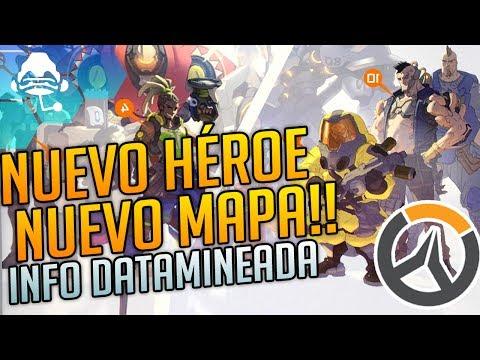 [DataMining] NUEVO HÉROE, NUEVO MAPA y NUEVO EVENTO de VERANO - Overwatch