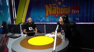 Primul Vlog despre Voluntariat din Romania la NationalFM - cu Zoli Toth
