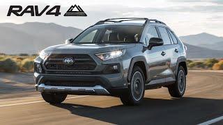 Toyota Rav4 2019 - Review Completo