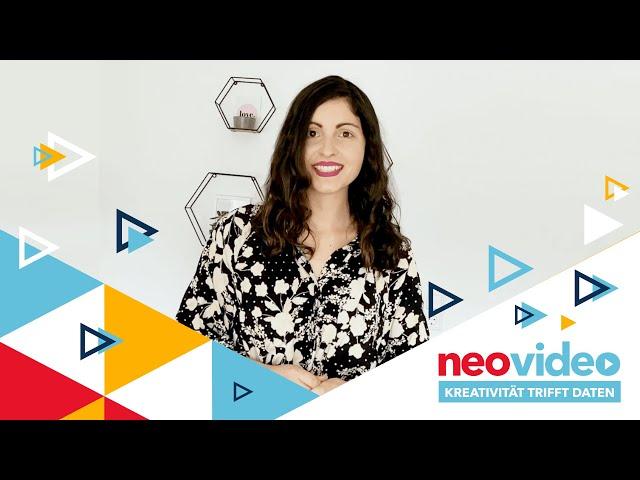 Lena Gmeiner spricht bei der neovideo 2020