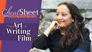 The Art Of Writing A Film | Sanyuktha Chawla Shaikh | Cheat Sheet I Film Companion