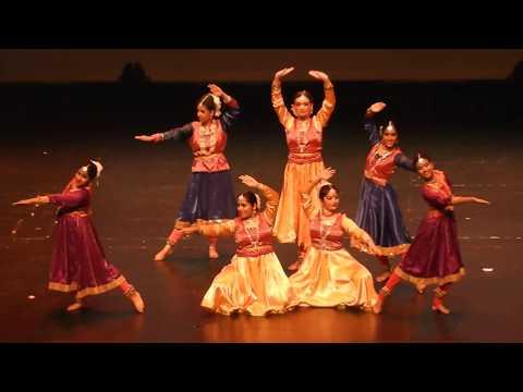 Kathak (कथक) dance @ Namaste Canada 2017