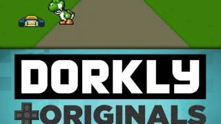 Dorkly Bits - Mario Kart Crash