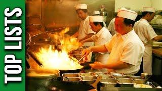 Top 10 Weirdest Restaurants