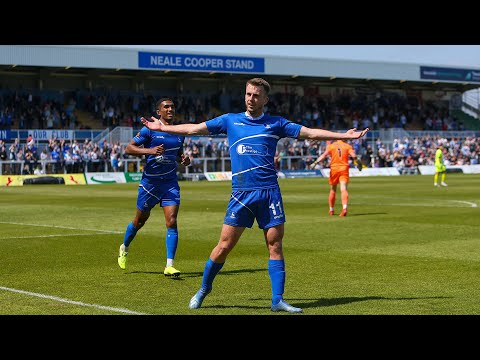 Hartlepool Weymouth Goals And Highlights