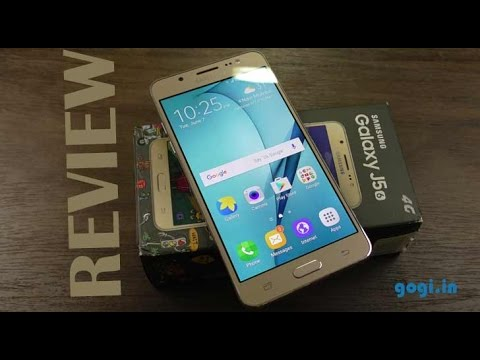 Samsung Galaxy J5 2016 full review in 4 minutes