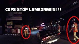 Cops stop Lamborghini Huracan | #141