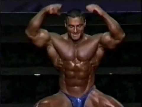Ahmad Haidar - Mr Olympia 2002 - أحمد حيدر