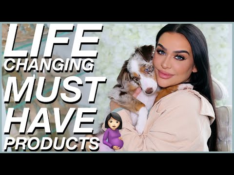 LIFE CHANGING, MUST HAVE PRODUCTS FOR PREGNANCY