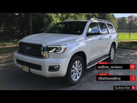 2019 Toyota Sequoia Platinum – A Giant Automotive Dinosaur
