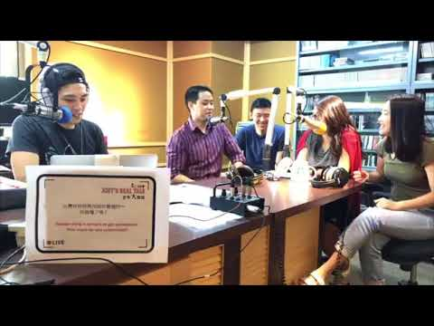 ICRT Joey's Real Talk: Taiwanese Colloquial Lingo 台灣特殊用語94好難懂啊