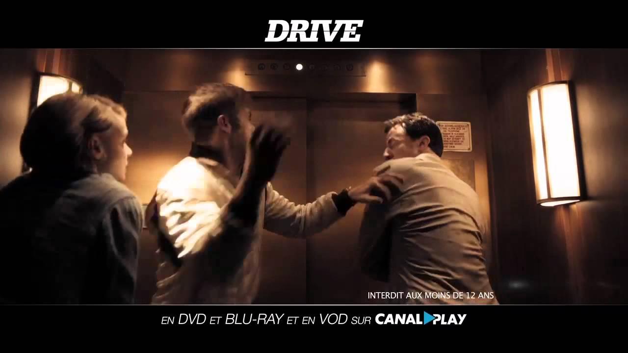 DRIVE - spot TV DVD/Blu-ray