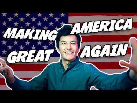 MAKING AMERICA GREAT AGAIN - MDR 52