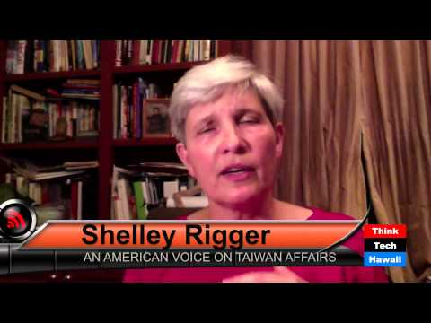 Why Taiwan Matters with Shelley Rigger
