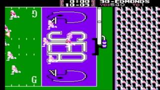 Tecmo Bowl - Week  6 Cleveland - Vizzed.com GamePlay - User video