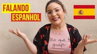 APRENDA ESPANHOL EM 1 VÍDEO