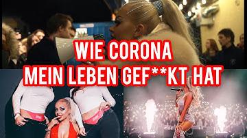CORONA PANIK! Letzter BOSS BITCH Tourvlog :O