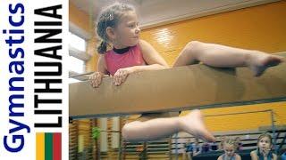Gymnastics Competition Спортивная Гимнастика 2015 It