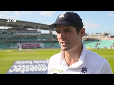 Alastair Cook reviews England's 2-2 Test Series draw with Pakistan