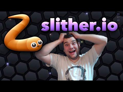 ¡El gusano cíclope ataca! | Slither.io
