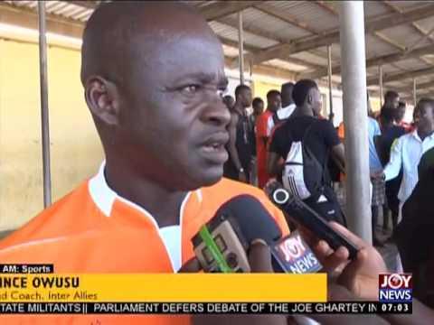 Ghana Premier League - AM Sports on Joy News (30-3-17)
