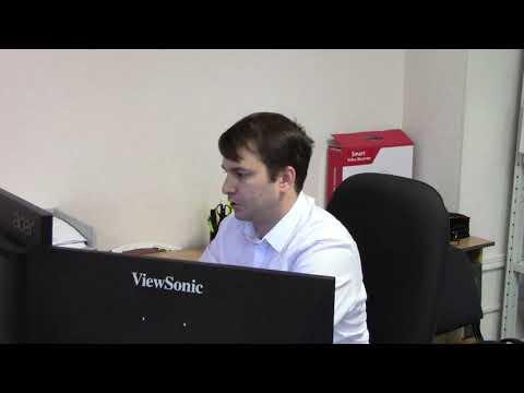 Настройка RTSP потока, камера CMD, просмотр VLC плеером