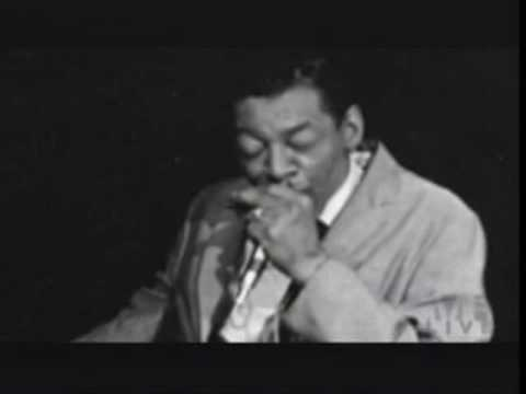 Little Walter R&R Hall of Fame film