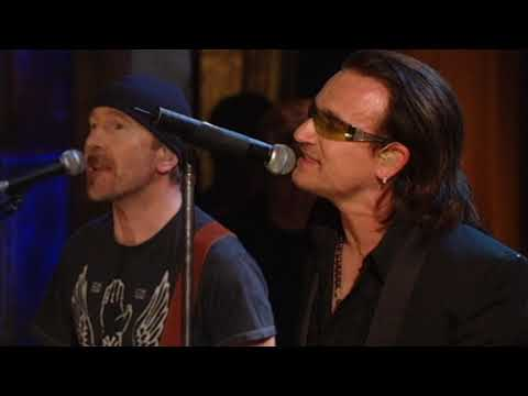 """Download U2 perform """"Pride (In The Name Of Love)"""" at the 2005 Hall of Fame Induction Ceremony"""