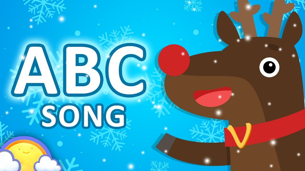 Christmas Alphabet Song for Kids | ABCs, Counting Songs, Finger ...