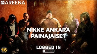 Nikke Ankara – Painajaiset | Logged in -sarjan tunnari