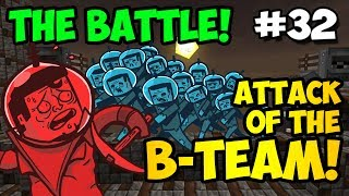 minecraft the battle attack of the b team ep 32 hd