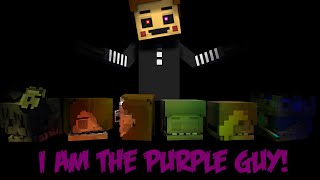 I Am The Purple Guy by DAGames Full Animation