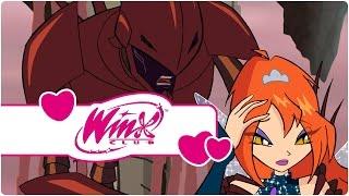 Winx Club - Saison 2 Épisode 24 - La Prisonnière du Donjon (Clip 1)