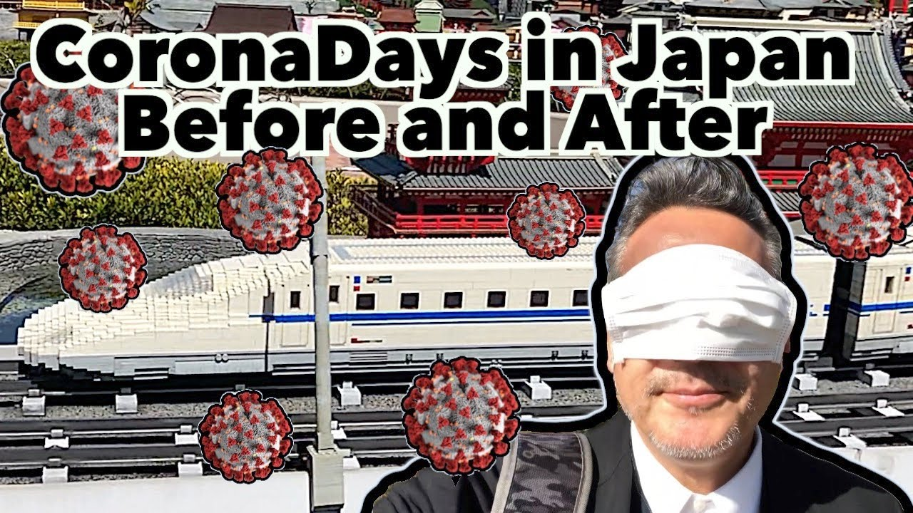 Before & After Days in Japan - Part 1