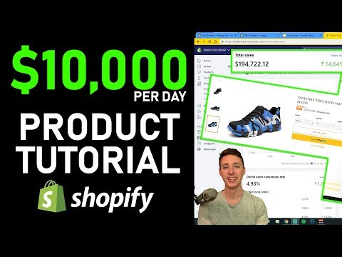 The Ultimate Shopify Winning Product Research Method (Tutorial $10,000/Day) thumbnail