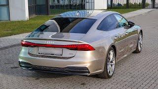 Как купить Audi A8 за пол цены - Audi A7