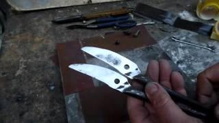 Мои ручные ножницы по металлу и их доступная заточка своими руками(Мои каналы ЖиБс https://goo.gl/fvWCnc Дм https://goo.gl/1bdCcV Ручной инструмент дешево http://ali.pub/q8tiv Мои ручные ножницы по метал..., 2015-11-28T06:57:48.000Z)