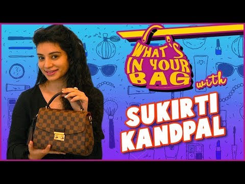 Sukirti Kandpal Handbag Secret Revealed from YouTube · Duration:  5 minutes 14 seconds