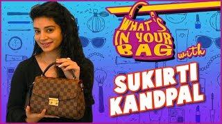 Sukirti Kandpal Handbag Secret Revealed
