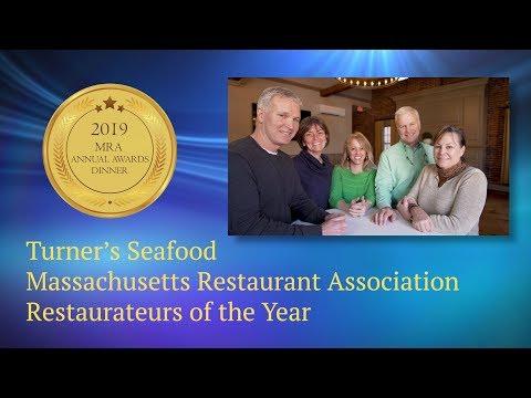 Turner's Seafood, MRA Award 2019