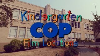 Me at Astoria Elementary School (Kindergarten Cop Film Locations)