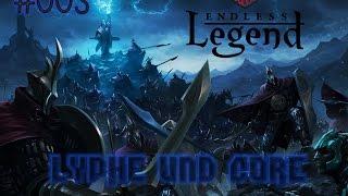 LetsPlay Endless Legend #003 - Die Waldläufer auf dem Vormarsch! [Gameplay German]